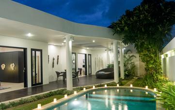 Seminyak Bali Villas - Villa Lanai