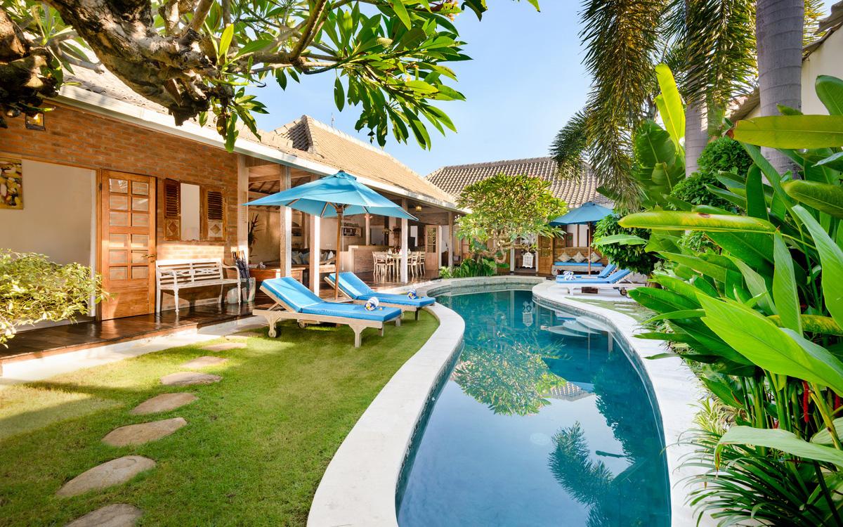 Villa Amsa Seminyak - 3 Br - Best Price Guaranteed | BALI VILLA ESCAPES