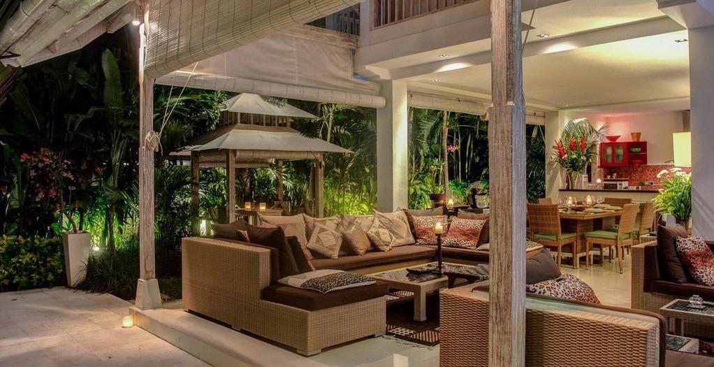 Seminyak Bali Villas - Villa Rama Sita - Lounge