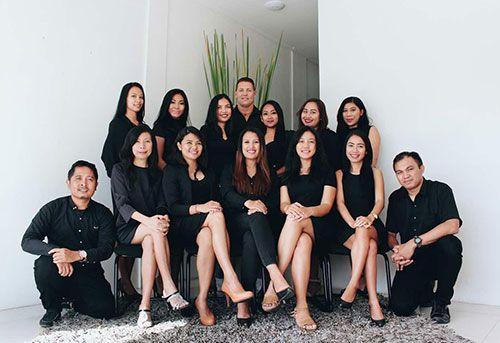 Bali villas team