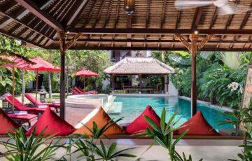 Villa Kalimaya I - seminyak villas
