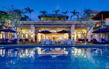 Villa Sayang D'Amour Seminyak Villas