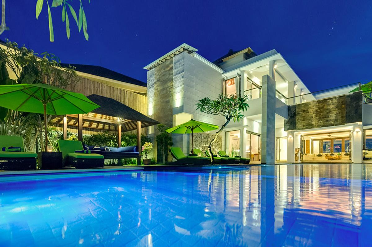 Villa Luwih Canggu - 6 Br - Best Price Guarantee | BALI VILLA ESCAPES