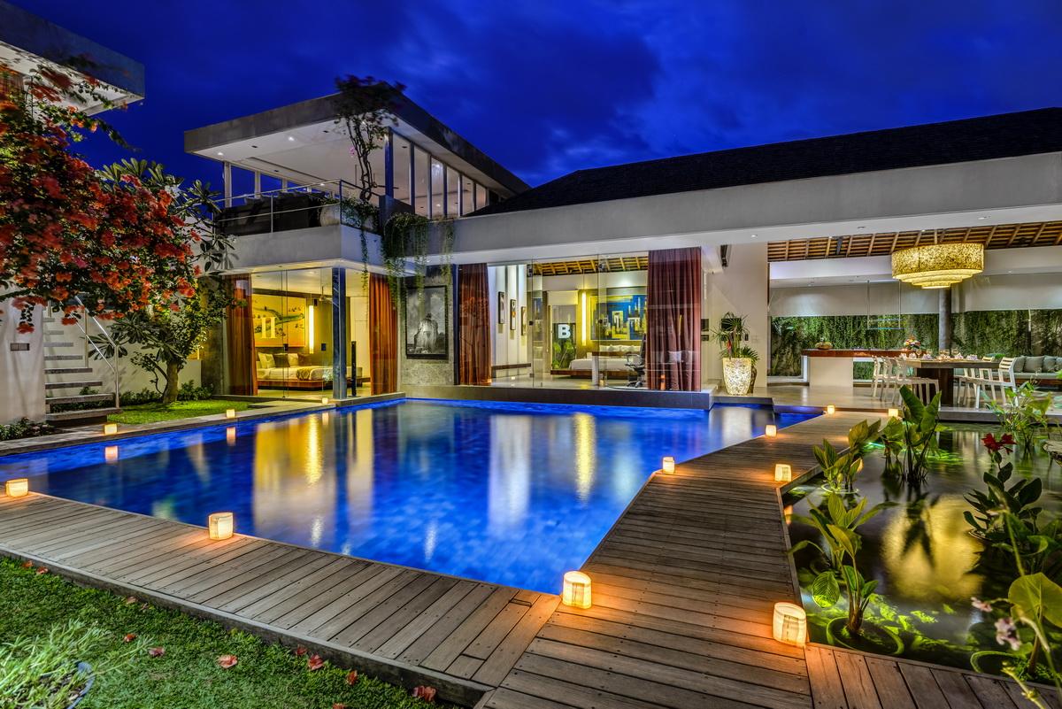 Superior Villa Banyu, 4 Bedrooms