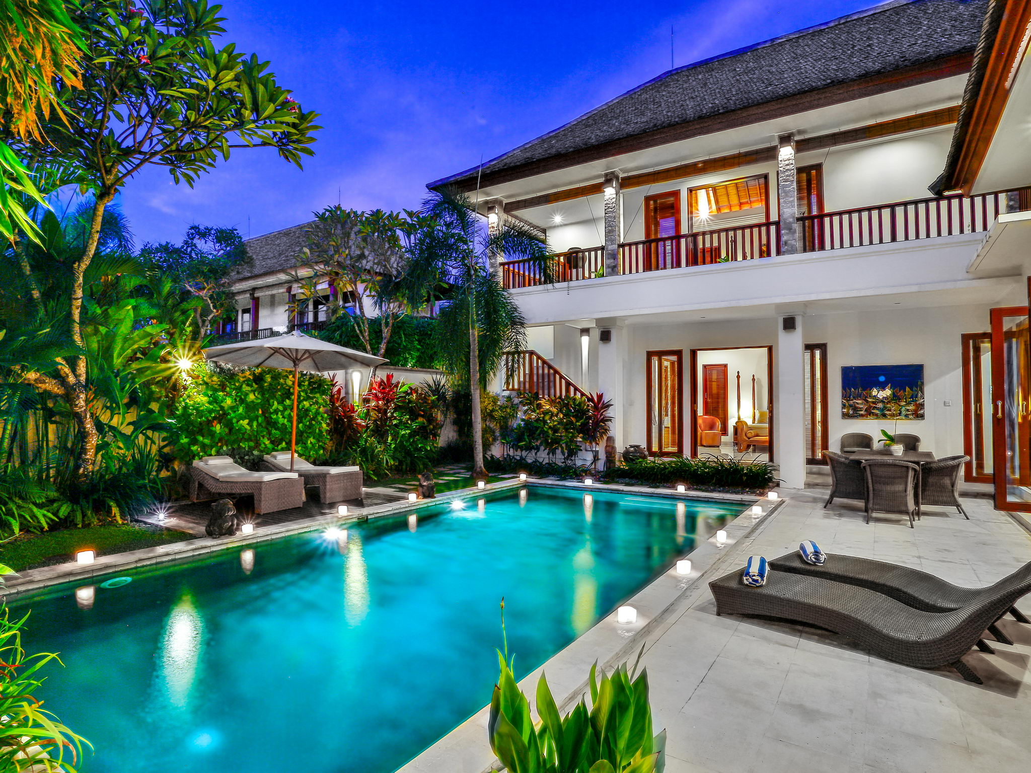 Villa shanti seminyak 4 br best price guaranteed for My villa
