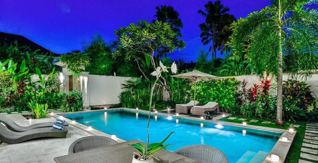 Villa Shanti Bali villas seminyak