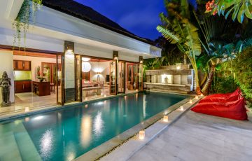 Seminyak Bali Villas Villa Menari