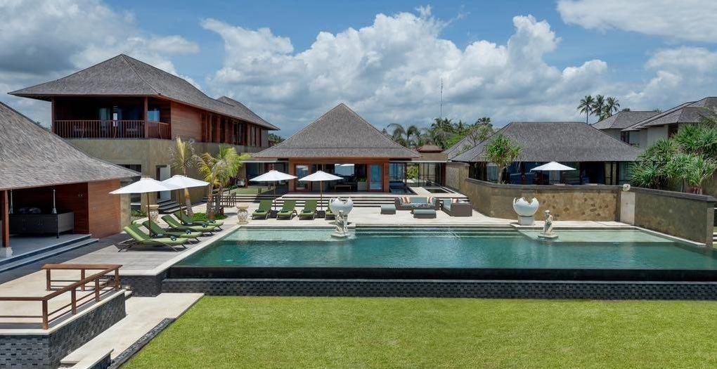 Villa Bayu Gita Beachfront Bali Sanur