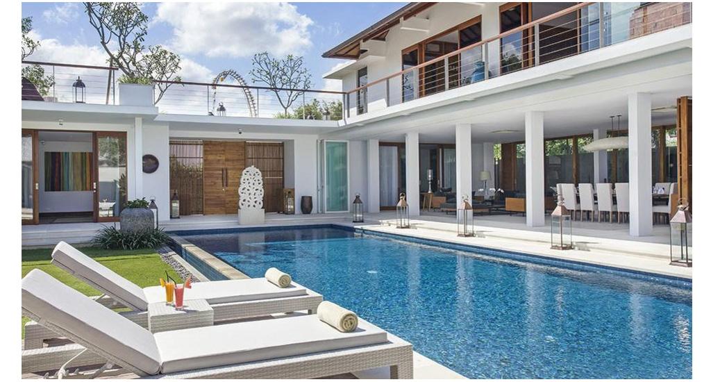 Villa Cendrawasih Seminyak Villas Bali