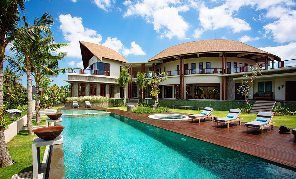 Umalas Bali Villas Villa Umah Daun