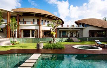 Umalas Bali Villa Umah Daun