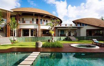 Villa Umah Daun Umalas Villas