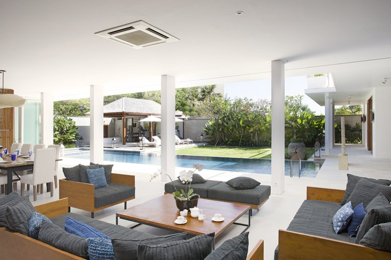 Villa Cendrawasih Seminyak 48 Br Best Price Guaranteed BALI Extraordinary 5 Bedroom Villa Seminyak Style Design