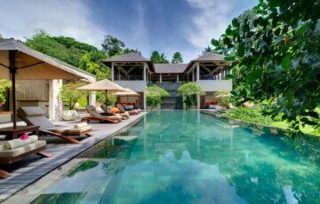 Villa Arsana Estate Tabanan Villas pool