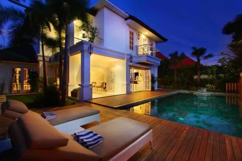 Villa Kencana Seminyak villas