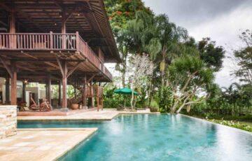 Villa Atas Awan Ubud Villas