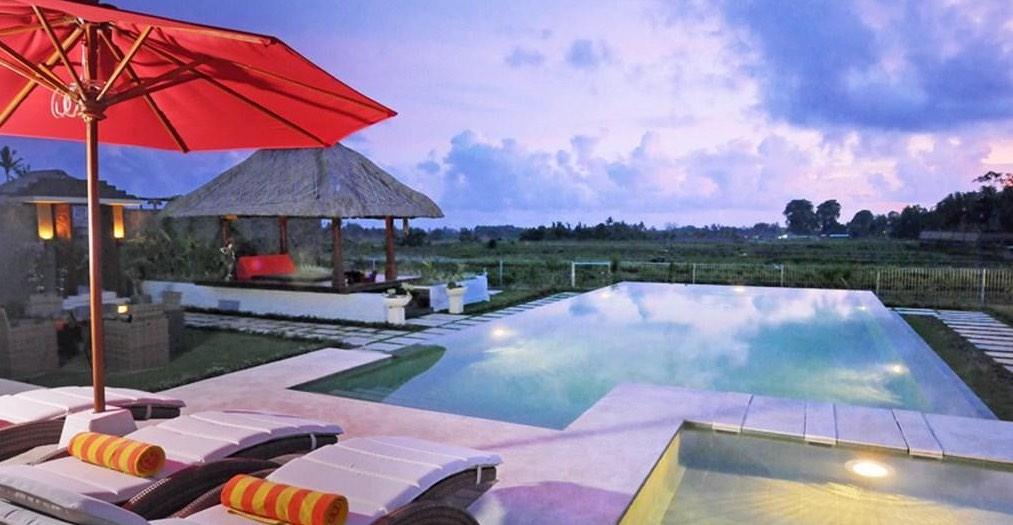 Villa Griya Aditi - Bali Villas Ubud pool1