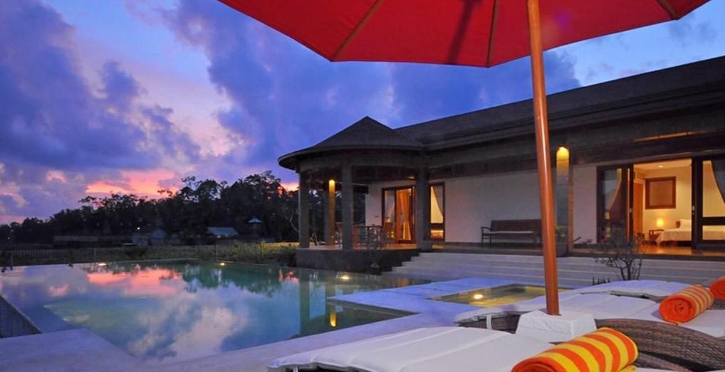 Villa Griya Aditi - Bali Villas Ubud pool3
