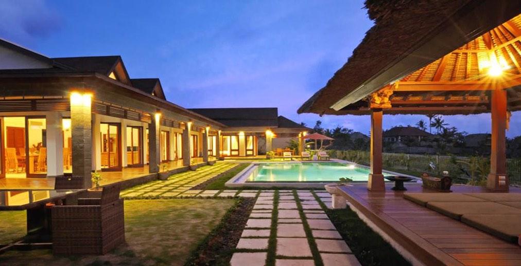 Villa Griya Aditi - Bali Villas Ubud pool4
