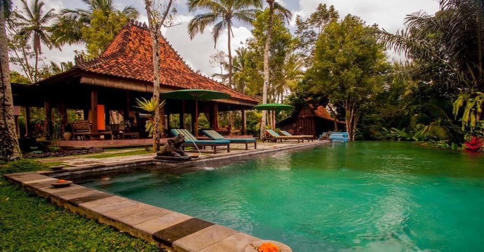 Bali Villa - Ubud Villa Bodhi