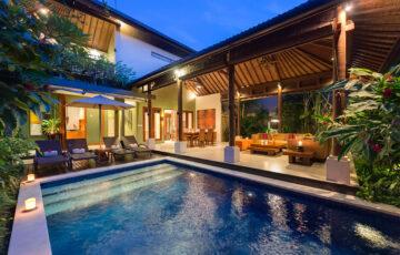 Villa Ubud Lakshmi Seminyak Villas
