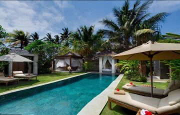 Villa Majapahit Raj Sanur Villas