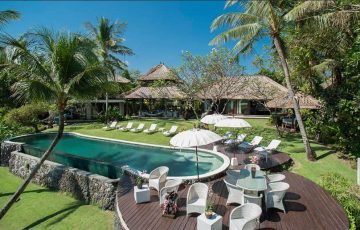 Villa Sungai Tinggi Seminyak Villas