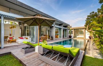 Villa Bamboo Seminyak villas