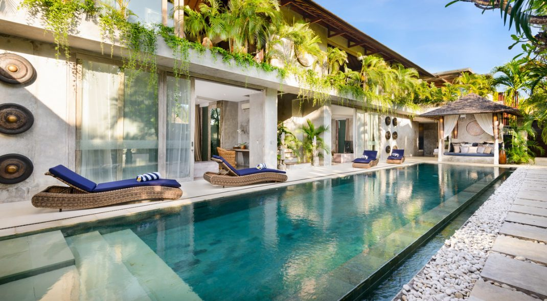 villa ipanema seminyak - 5 bedrooms - only minutes to beach | bali