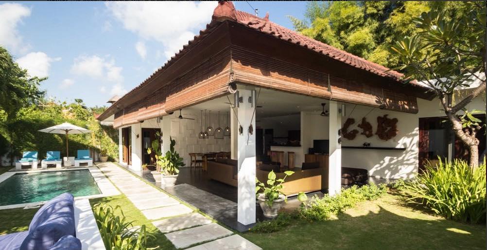 Villa Damai Lestari Seminyak Villas