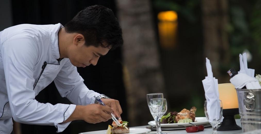 Villa Kalih dining - Seminyak Bali Villas