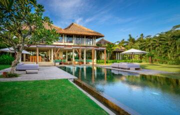 Canggu Bali Villas - Villa Shalimar Makanda