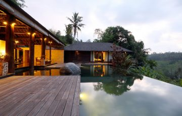 Ubud Bali Villas - Villa Kamaniiya