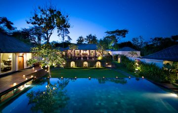 Villa Simona Oasis Canggu Villas