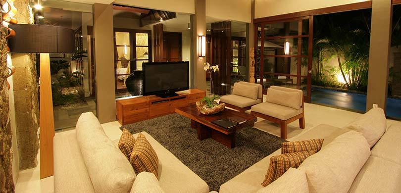 Seminyak villas - Akara Villas (2 bedrooms)
