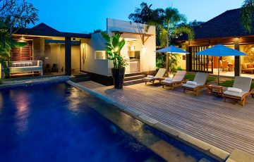 akara villas (3 bedrooms) Seminyak villas
