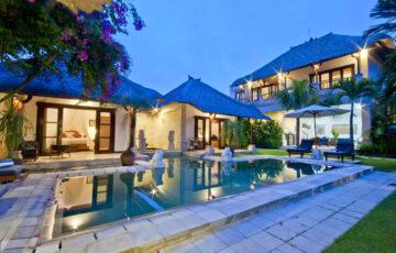 Villa Arjuna seminyak villas