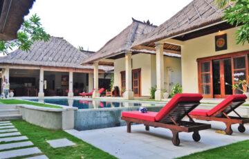 Villa Kebun Seminyak villas