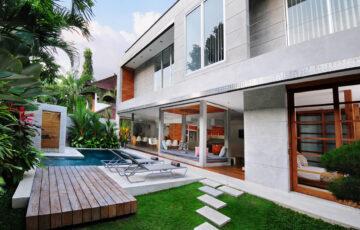 Villa Minggu Seminyak Villas