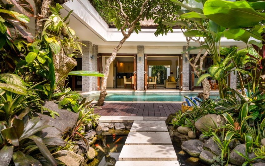 family friendly villas seminyak bali | bali villa escapes