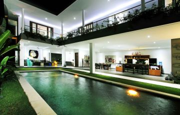 Villa Alopa - Q - night pool  (5)