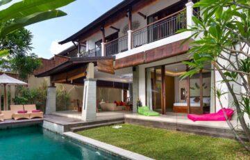 The Kumpi Villas seminyak villas