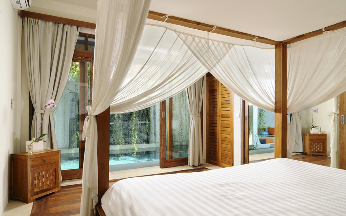 Villa Beji Seminyak 2 Bedrooms Affordable Top Location Bali Villa