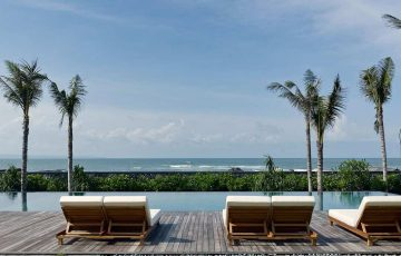 Arnalaya Beach House Canggu villas