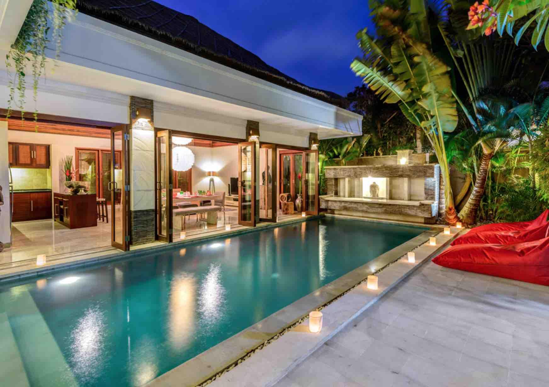 villas to rent Seminyak
