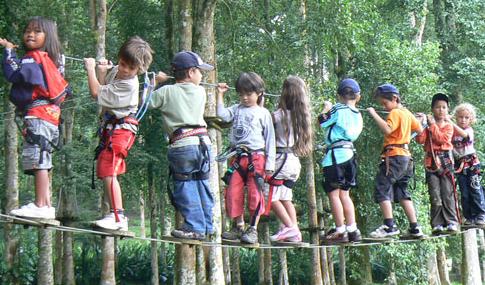 Bali treetop & adventures