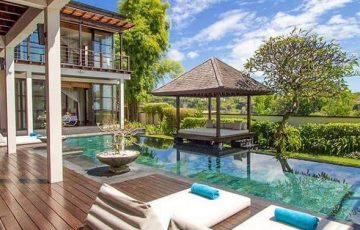 villa santai jimbaran villas