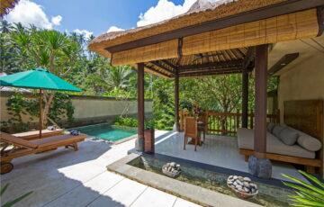 Ubud Bali Villas - Villa The Lokha