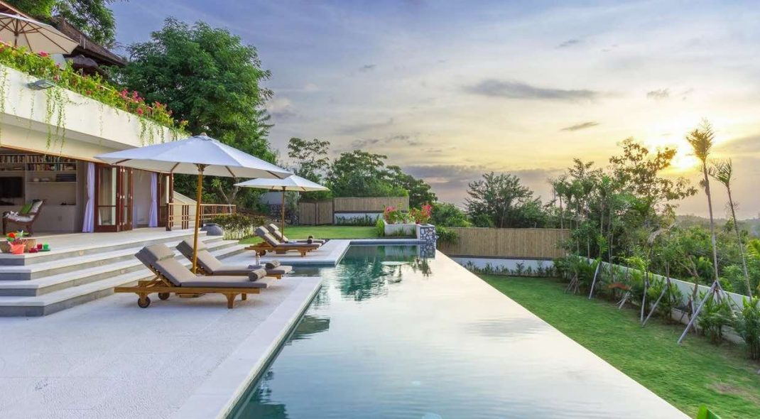 villa bayu uluwatu villas to rent