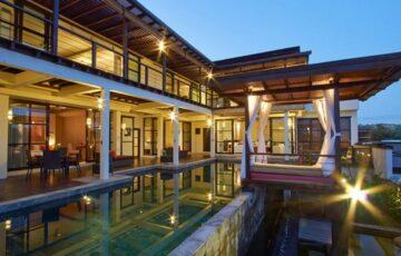 Villa Bali Tarana Jimbaran Bay Villas